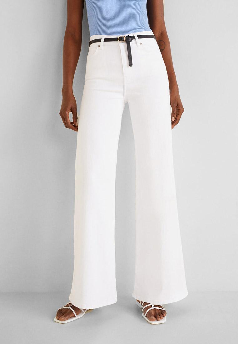 Широкие и расклешенные джинсы Mango (Манго) 53020884