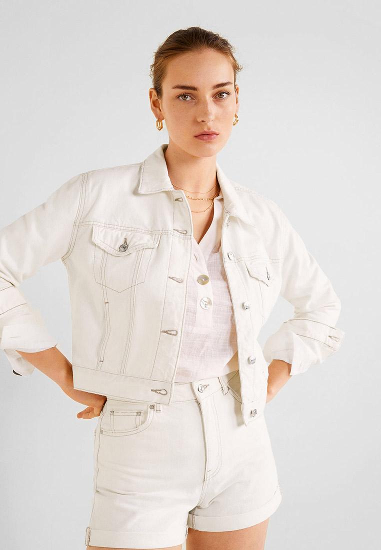 Джинсовая куртка Mango (Манго) 53040541