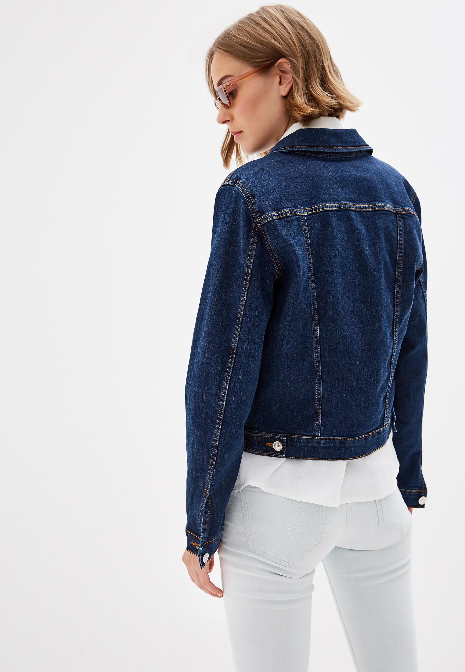 Джинсовая куртка Mango (Манго) 53050543: изображение 3