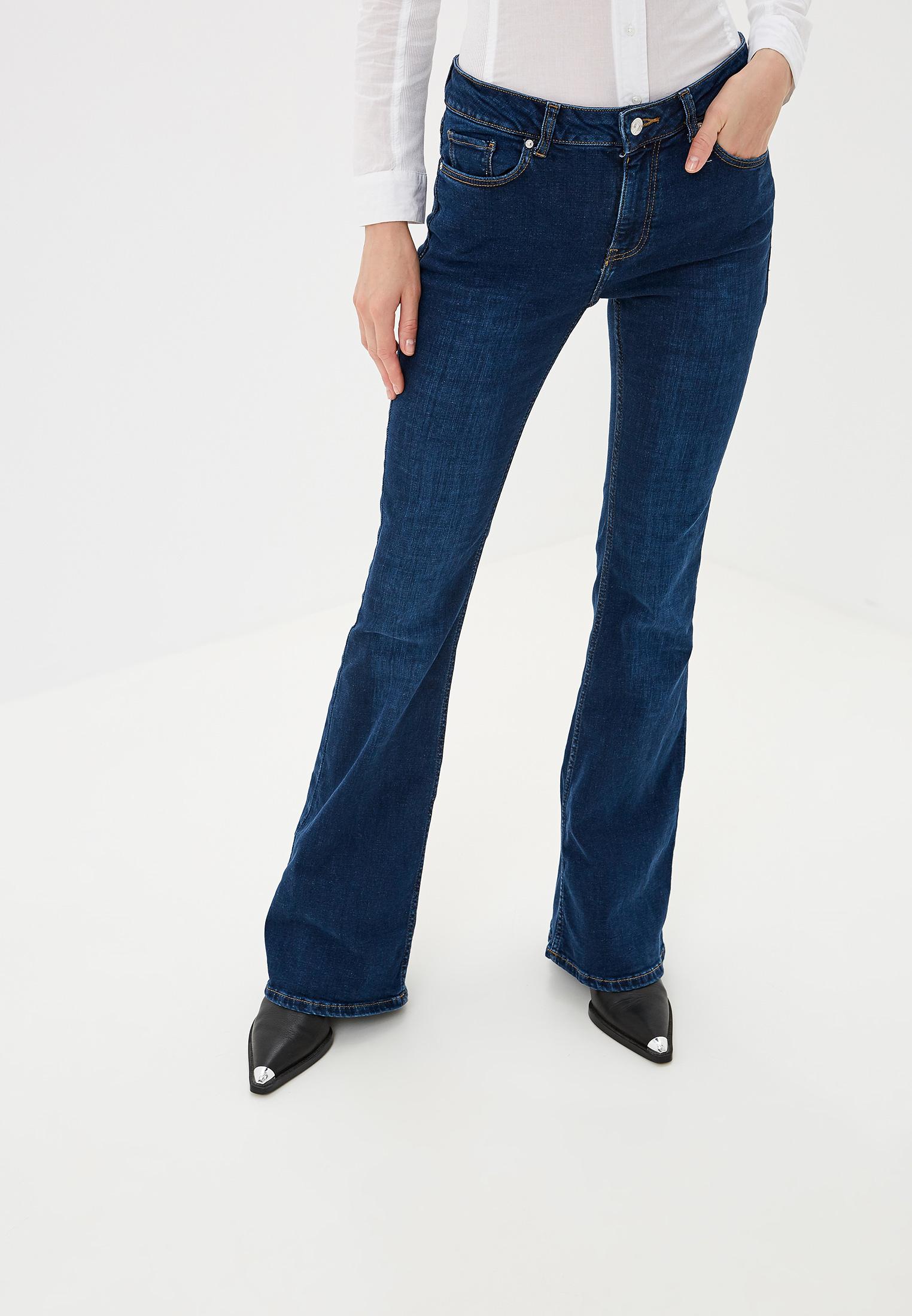 Широкие и расклешенные джинсы Mango (Манго) 53000587