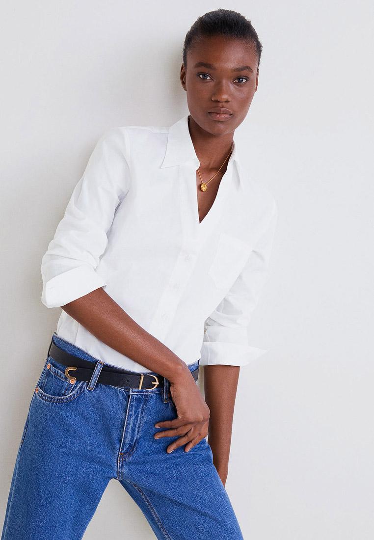 Женские рубашки с длинным рукавом Mango (Манго) 51023030