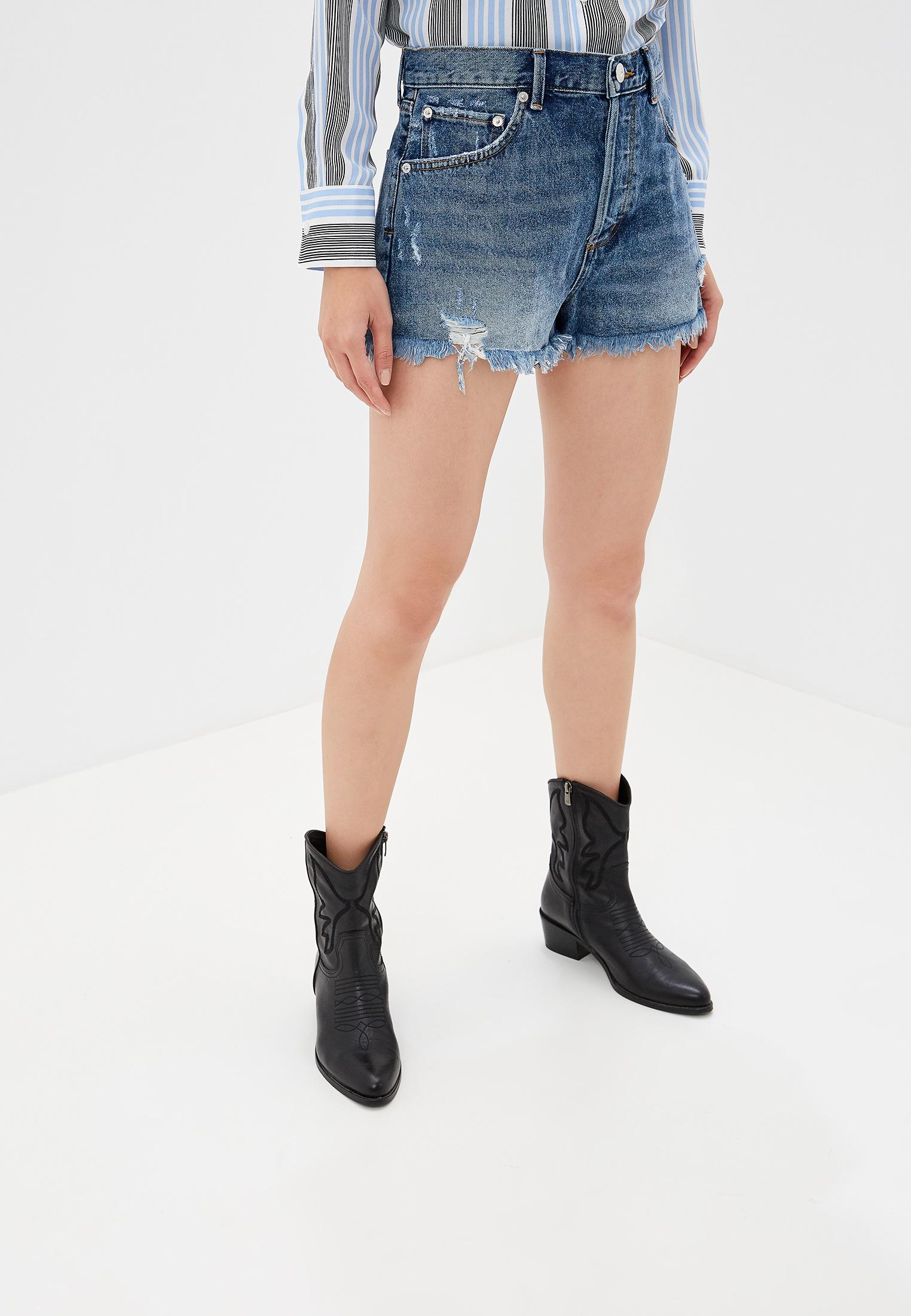Женские джинсовые шорты Mango (Манго) 53030548
