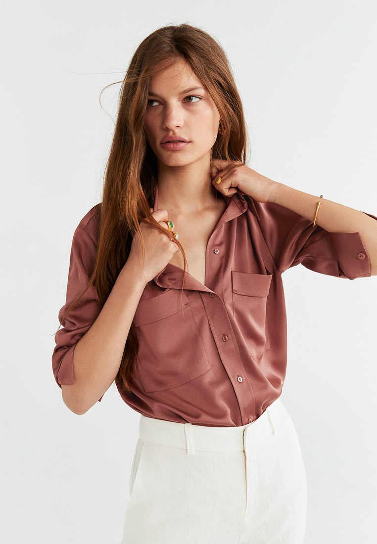 Блуза Mango (Манго) 53073755