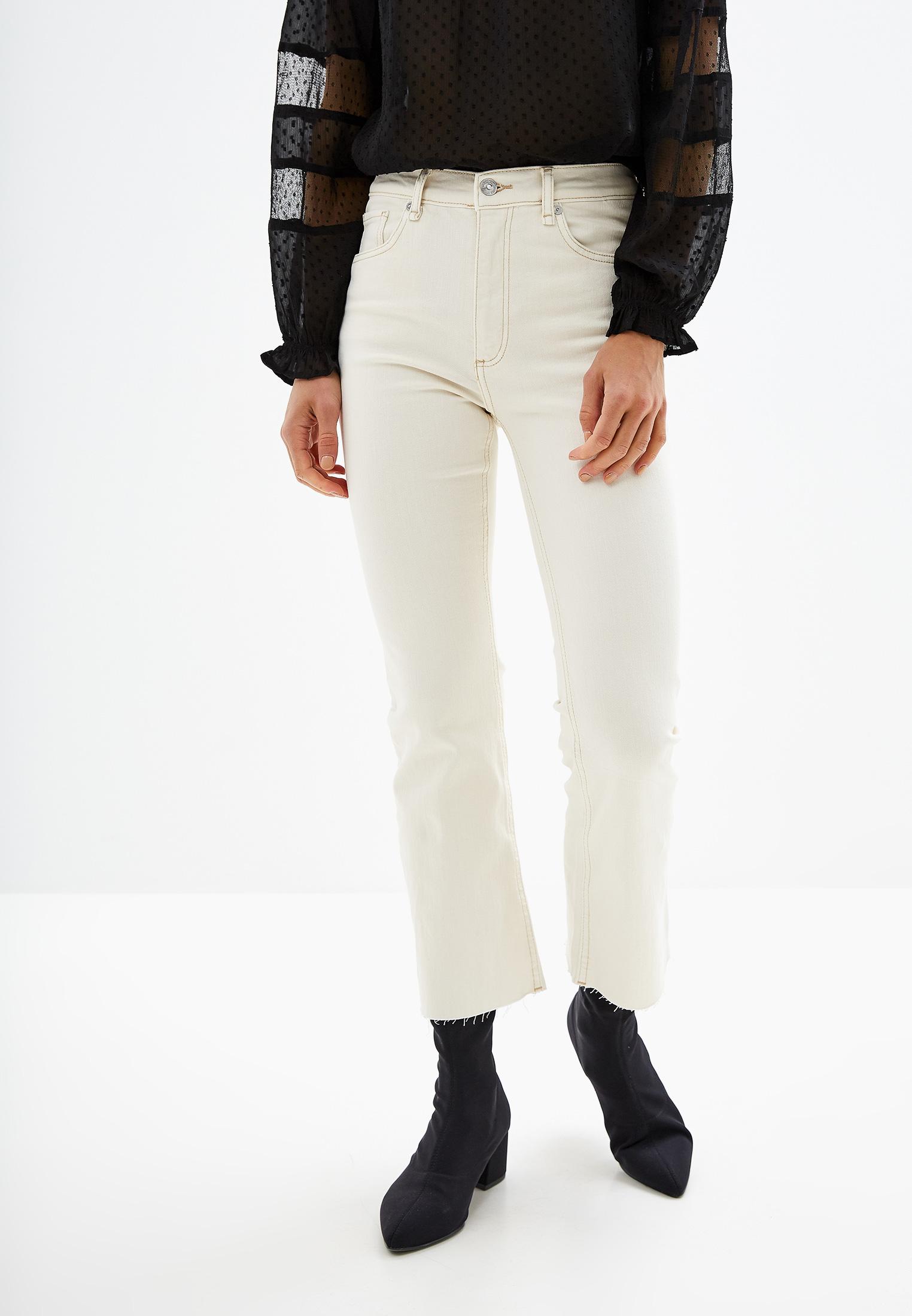 Широкие и расклешенные джинсы Mango (Манго) 53003743