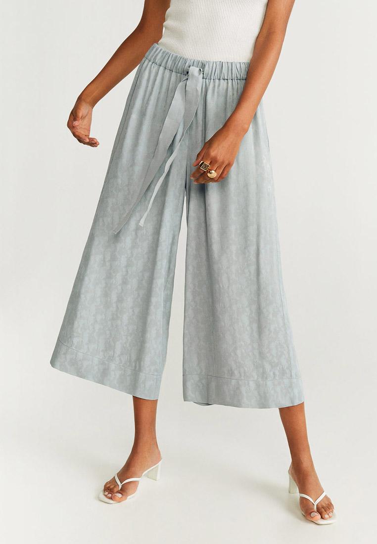 Женские широкие и расклешенные брюки Mango (Манго) 51023749