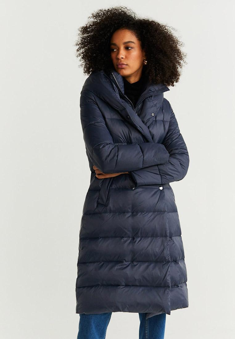 Утепленная куртка Mango (Манго) 53095714