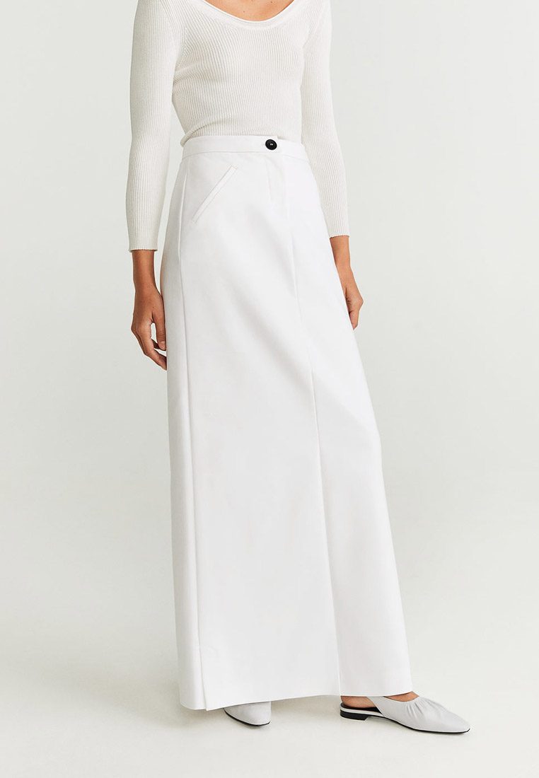 Прямая юбка Mango (Манго) 51053035