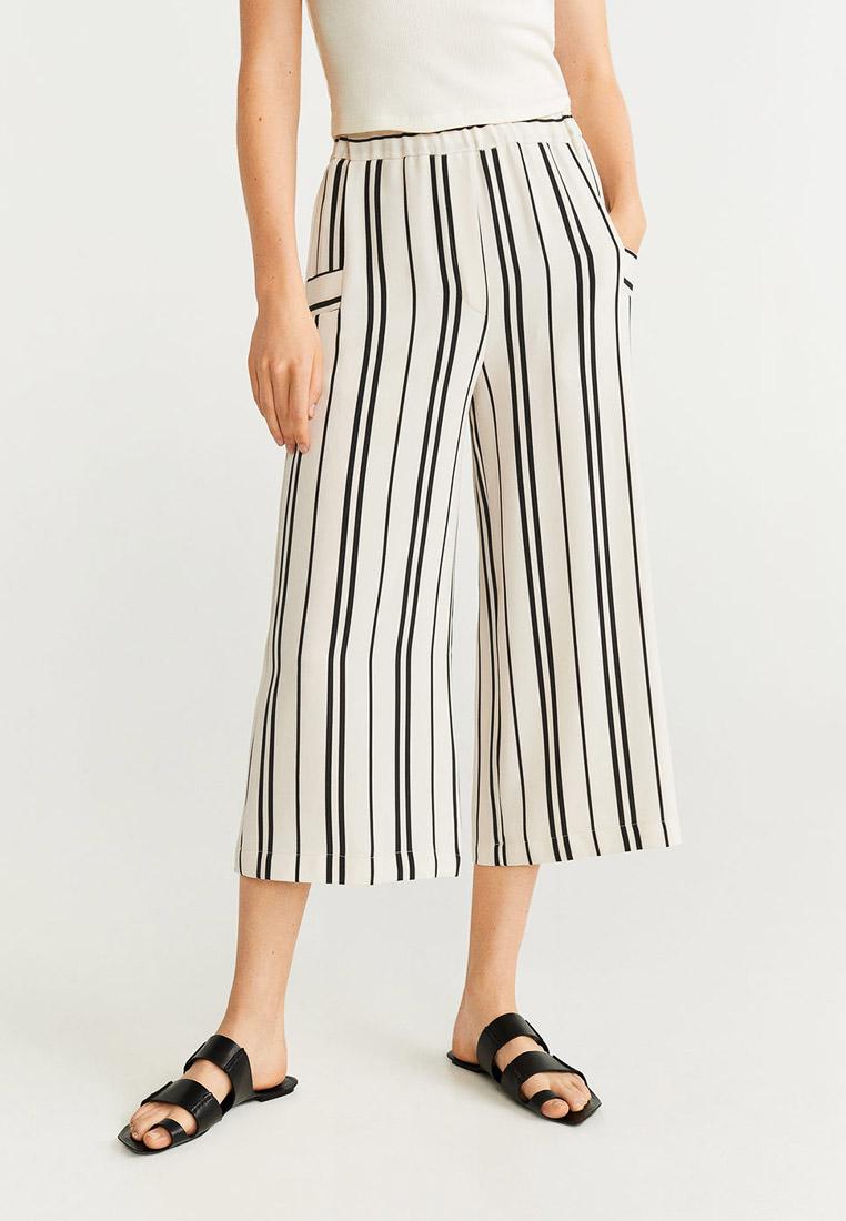 Женские широкие и расклешенные брюки Mango (Манго) 51063734