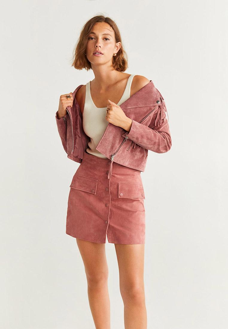 Широкая юбка Mango (Манго) 53063745