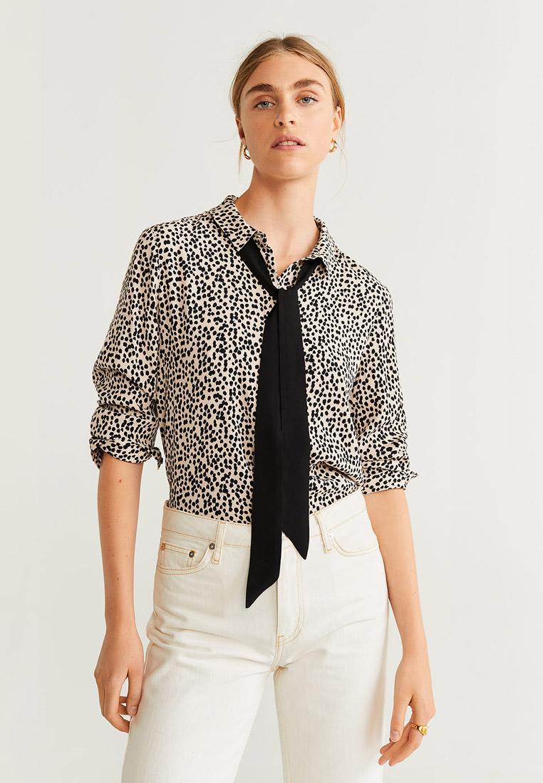 Женские рубашки с длинным рукавом Mango (Манго) 53083764