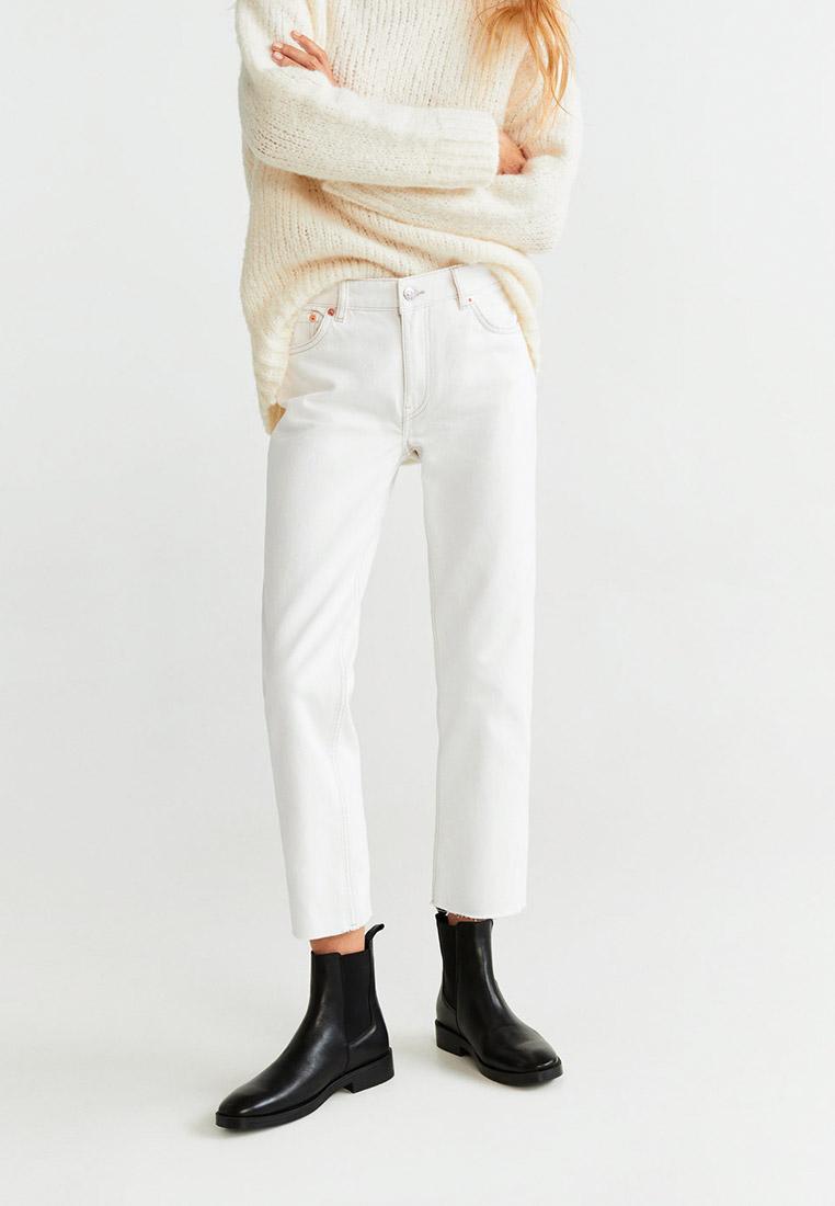 Прямые джинсы Mango (Манго) 53015726