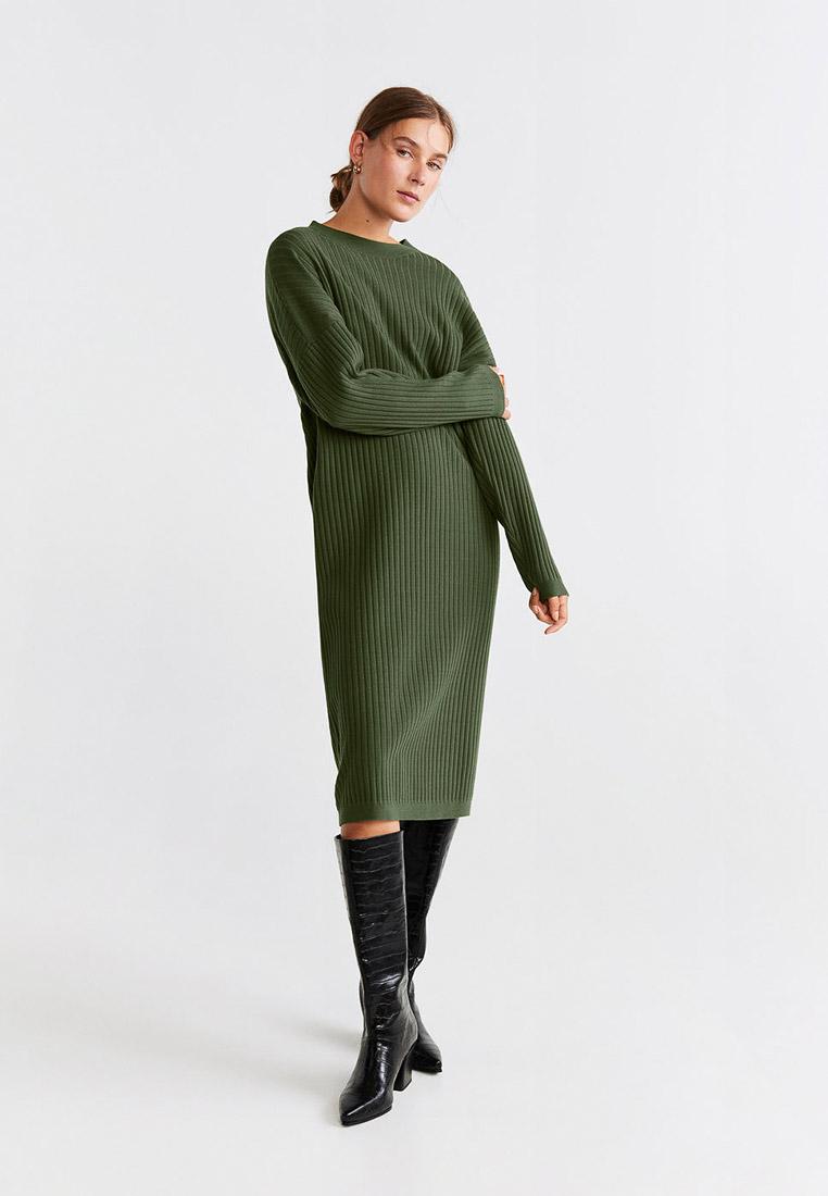 Вязаное платье Mango (Манго) 53033716