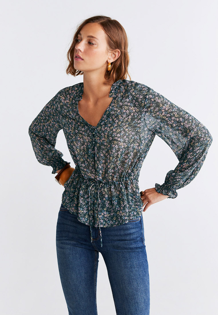Блуза Mango (Манго) 53965744