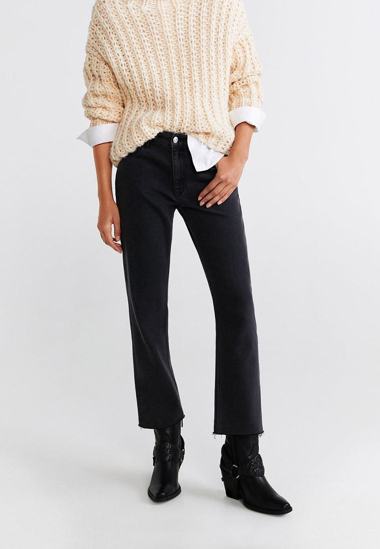 Широкие и расклешенные джинсы Mango (Манго) 53015725