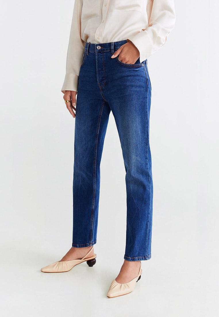 Прямые джинсы Mango (Манго) 53003742
