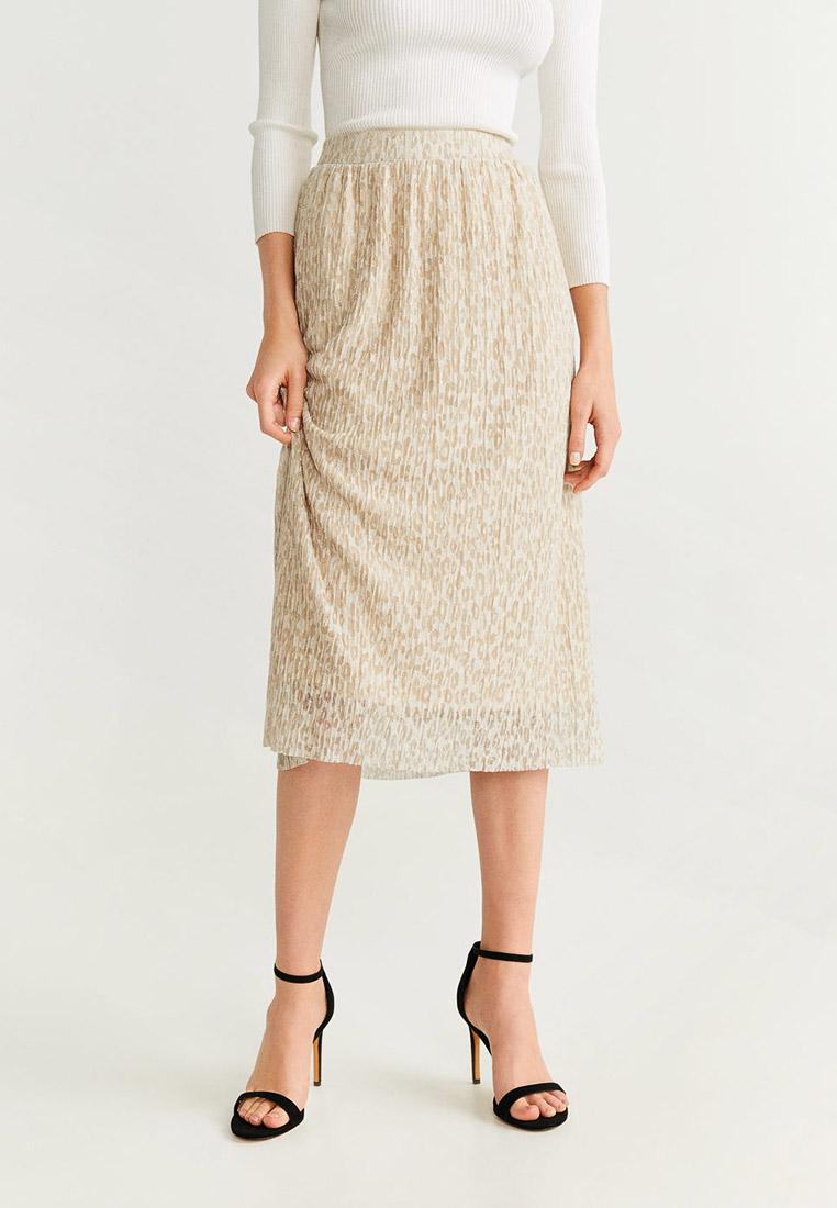 Широкая юбка Mango (Манго) 51073784