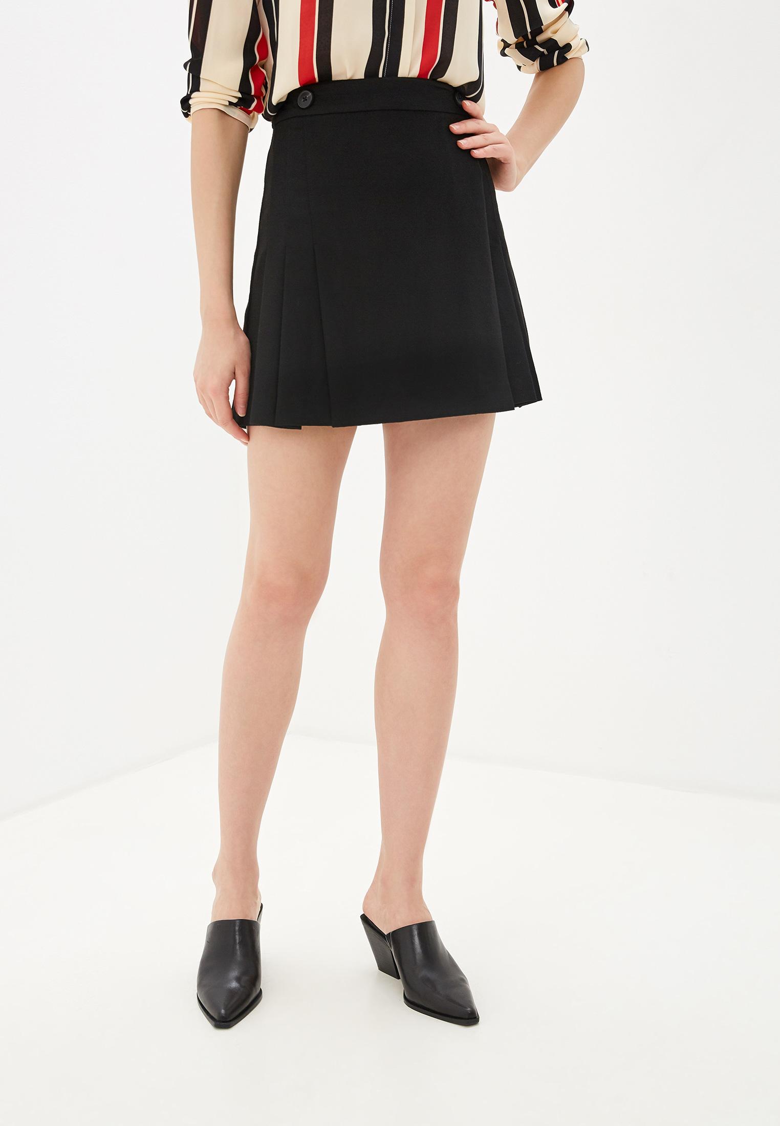 Широкая юбка Mango (Манго) 53083776