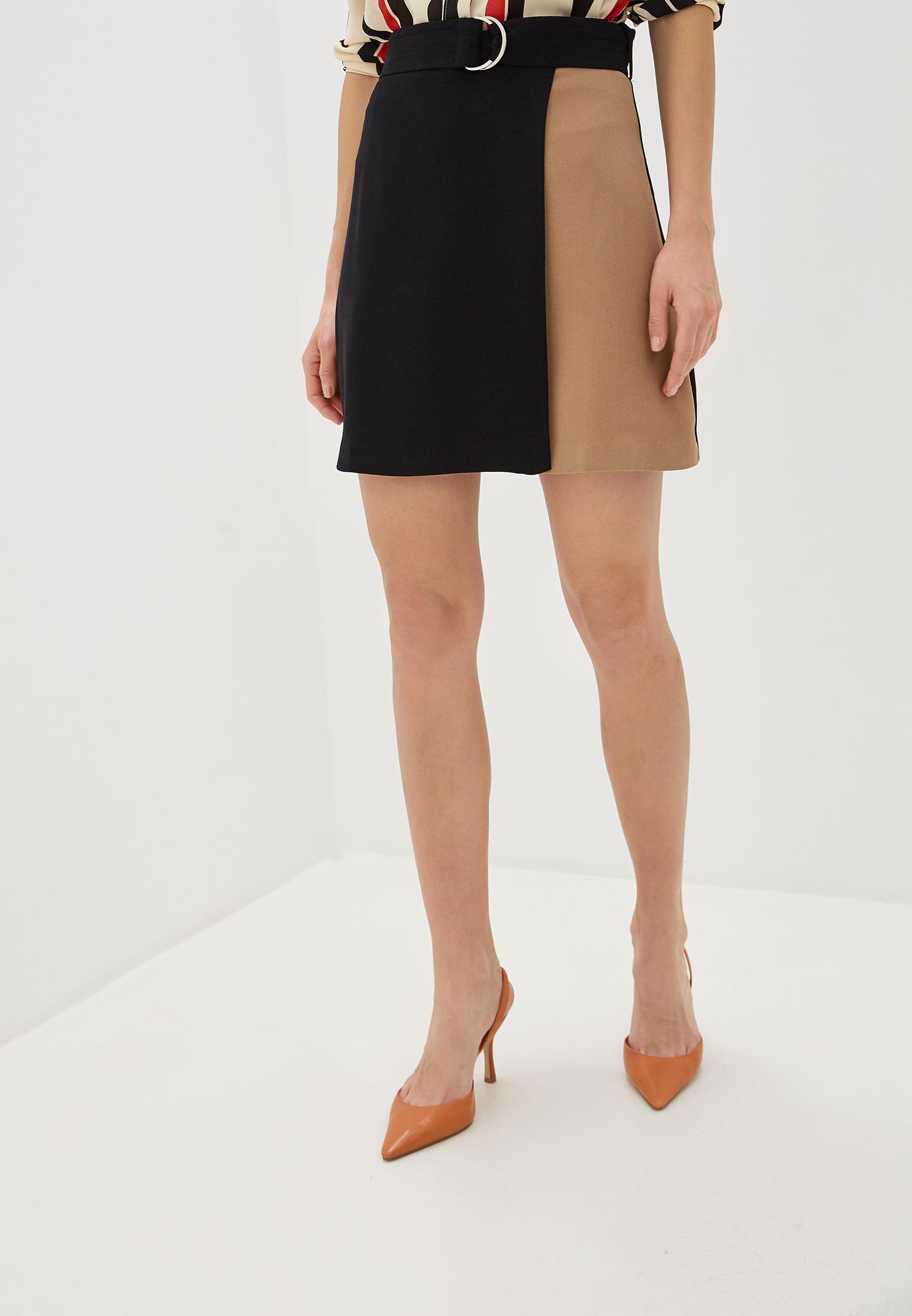 Широкая юбка Mango (Манго) 53045742