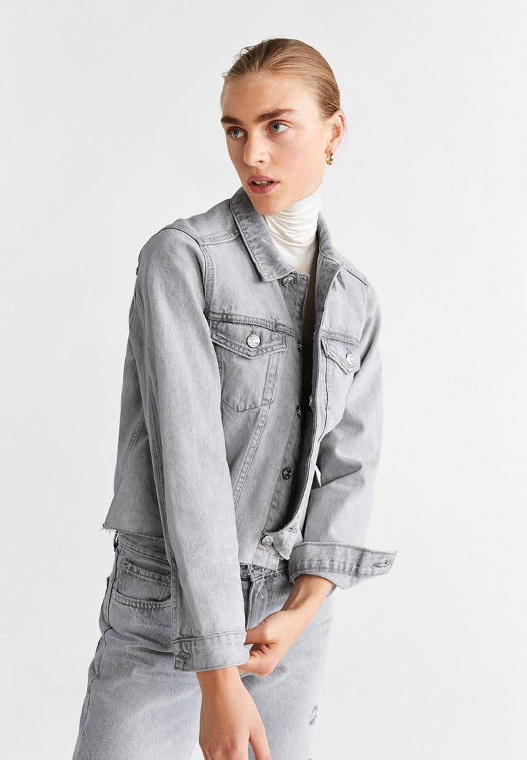 Джинсовая куртка Mango (Манго) 53095771