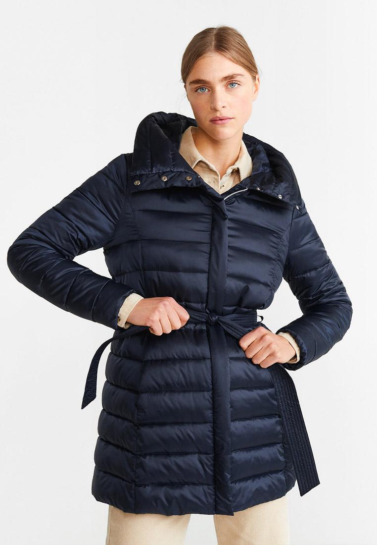 Утепленная куртка Mango (Манго) 53083718