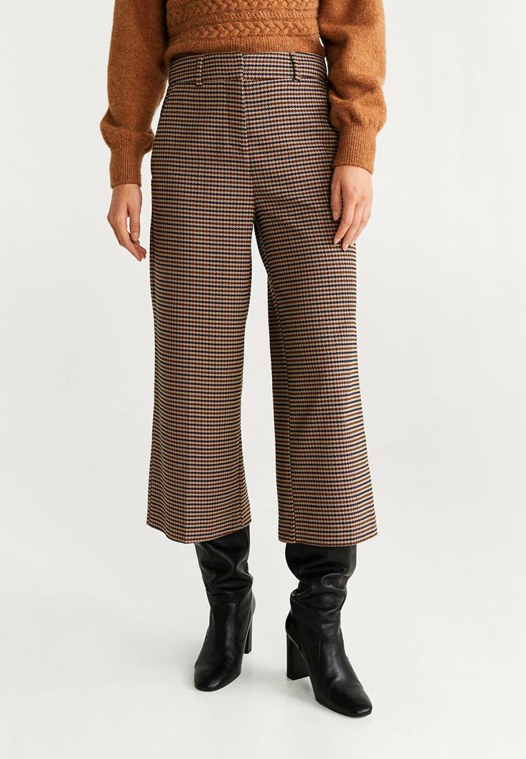 Женские широкие и расклешенные брюки Mango (Манго) 57017883