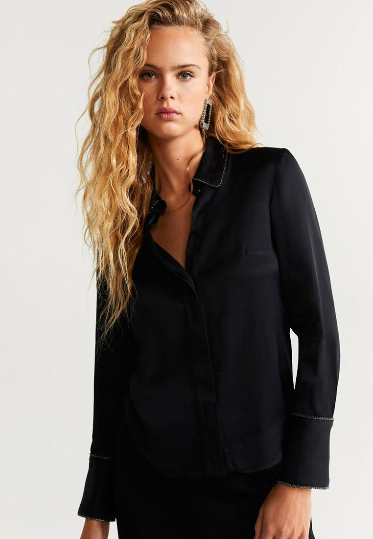 Женские рубашки с длинным рукавом Mango (Манго) 57099204