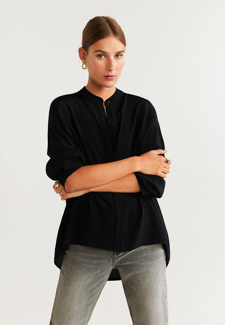 Женские рубашки с длинным рукавом Mango (Манго) 57057697