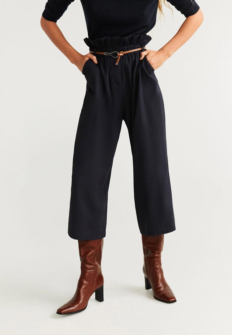 Женские широкие и расклешенные брюки Mango (Манго) 67010041