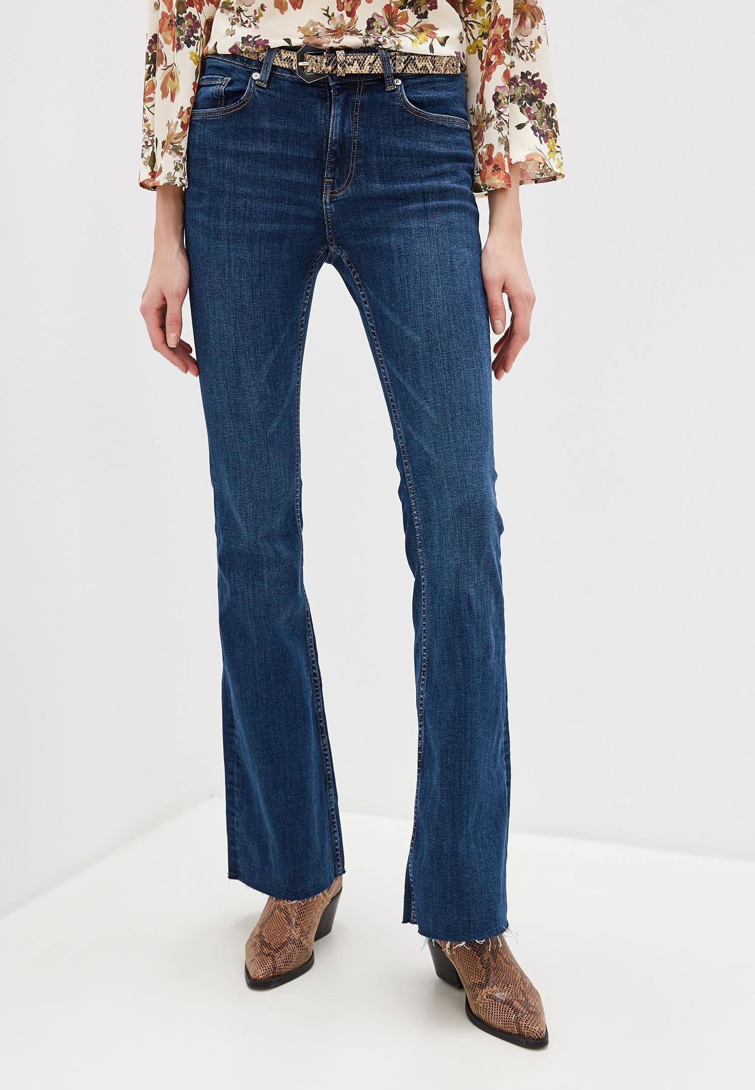 Широкие и расклешенные джинсы Mango (Манго) 67000530