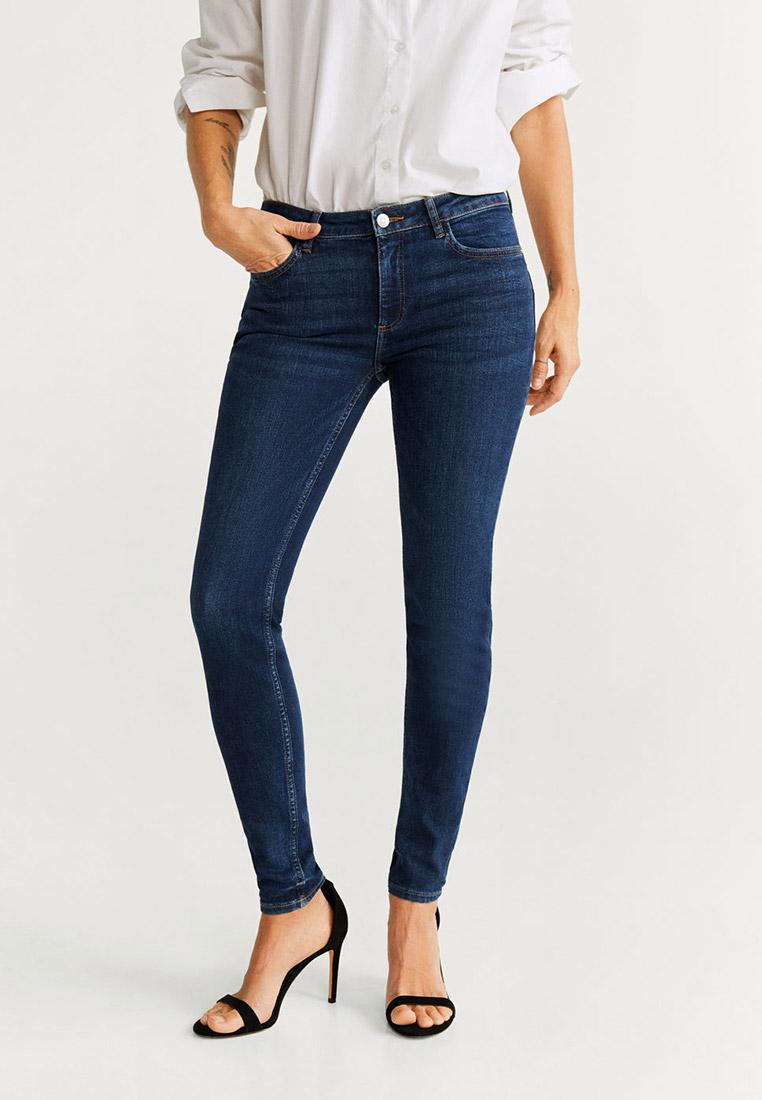 Зауженные джинсы Mango (Манго) 67040522