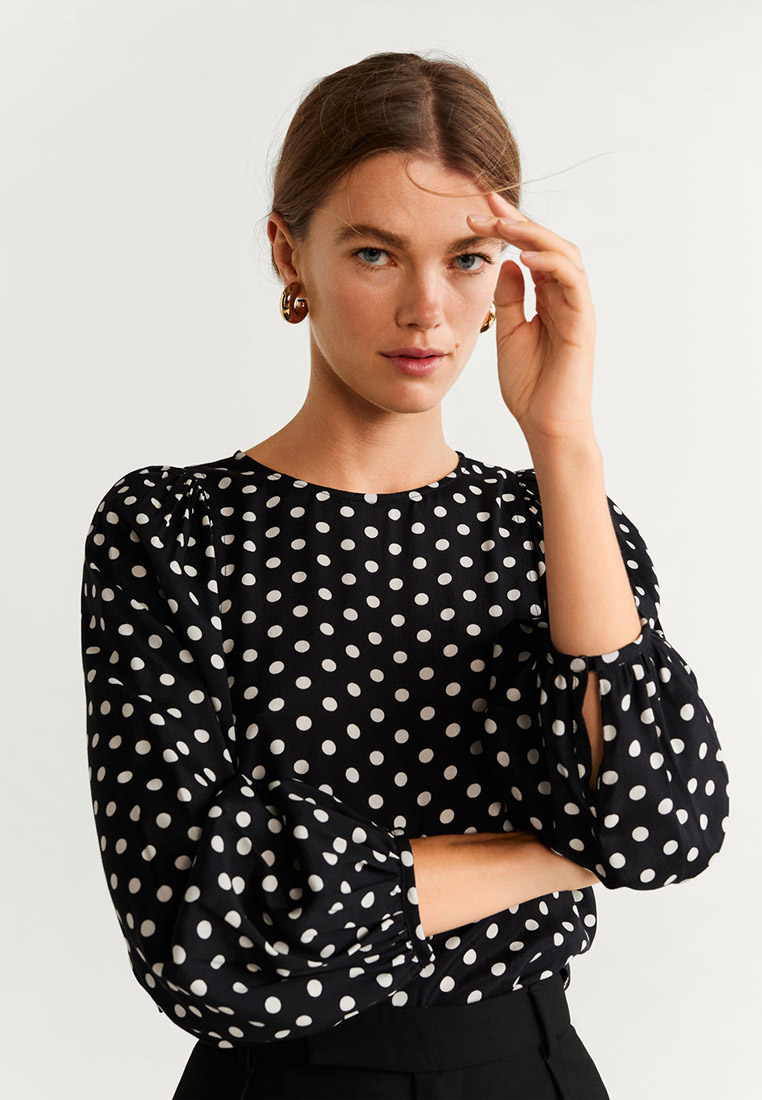 Блуза Mango (Манго) 57089078