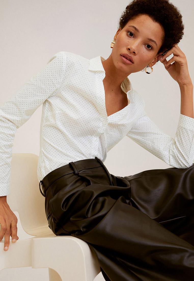 Женские рубашки с длинным рукавом Mango (Манго) 67060580