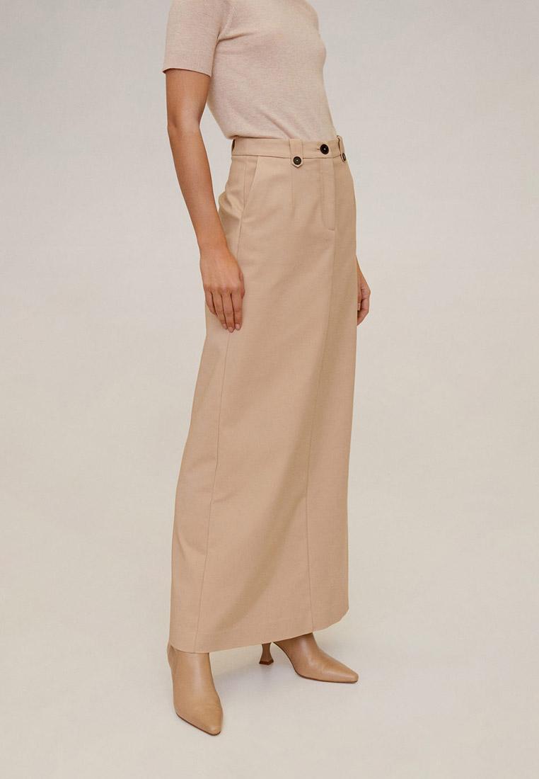 Прямая юбка Mango (Манго) 67090554