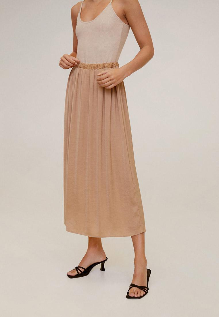 Широкая юбка Mango (Манго) 67090555