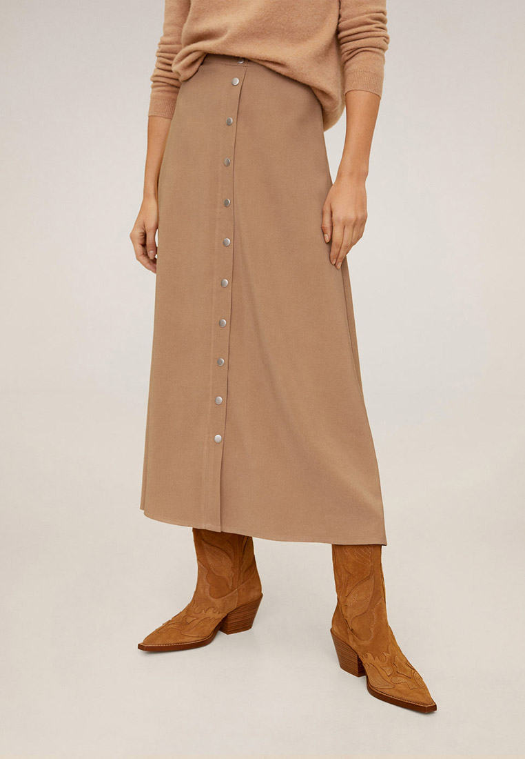 Широкая юбка Mango (Манго) 67000150