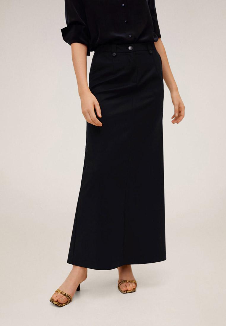Широкая юбка Mango (Манго) 67090554