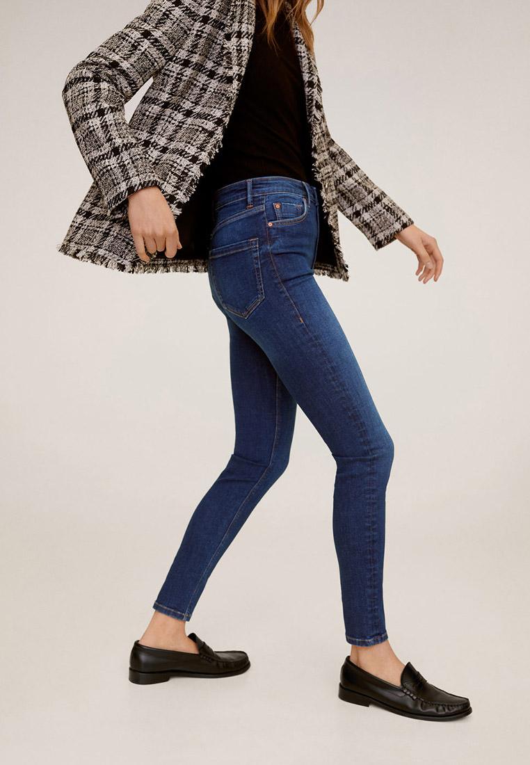 Зауженные джинсы Mango (Манго) 67012505