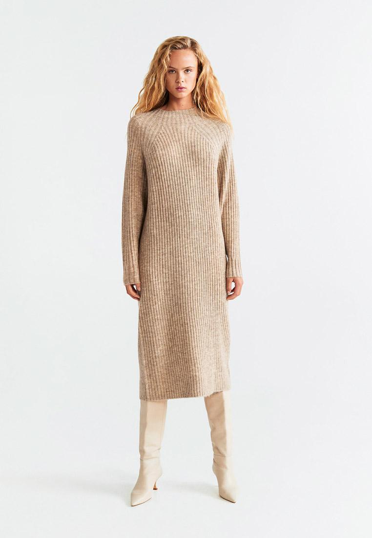 Вязаное платье Mango (Манго) 67060509