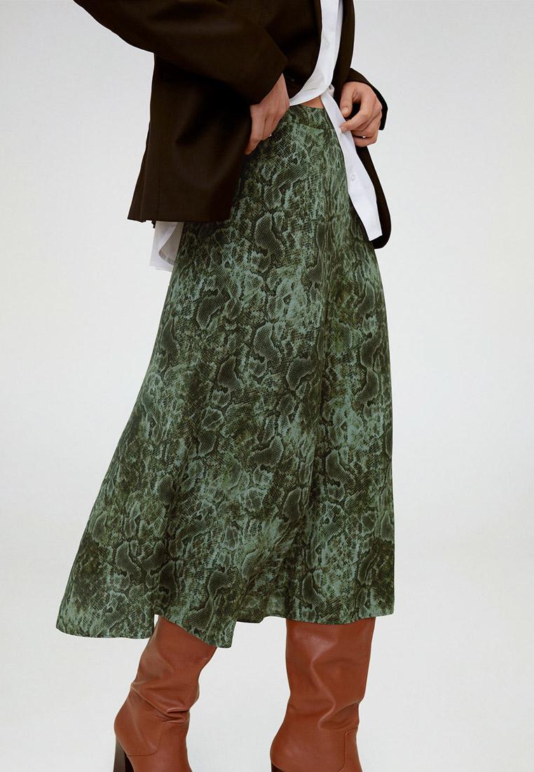 Широкая юбка Mango (Манго) 67020614