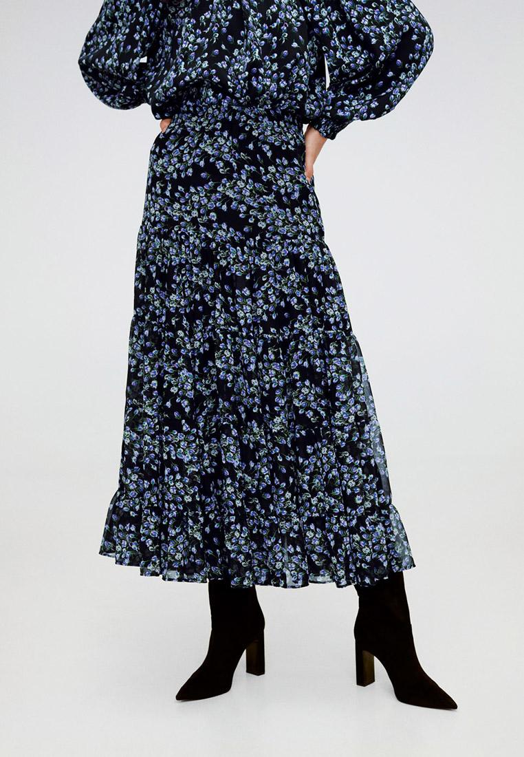 Широкая юбка Mango (Манго) 67080613