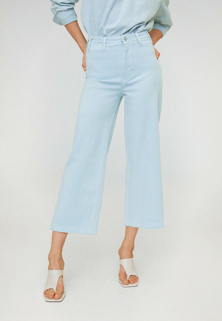 Прямые джинсы Mango (Манго) 67025916