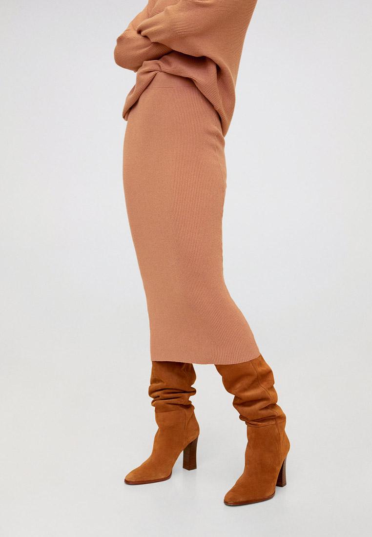 Узкая юбка Mango (Манго) 67064396