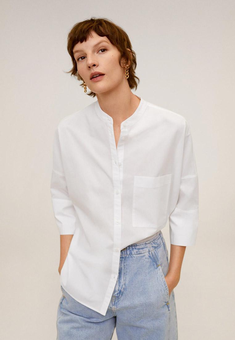 Женские рубашки с длинным рукавом Mango (Манго) 67025920