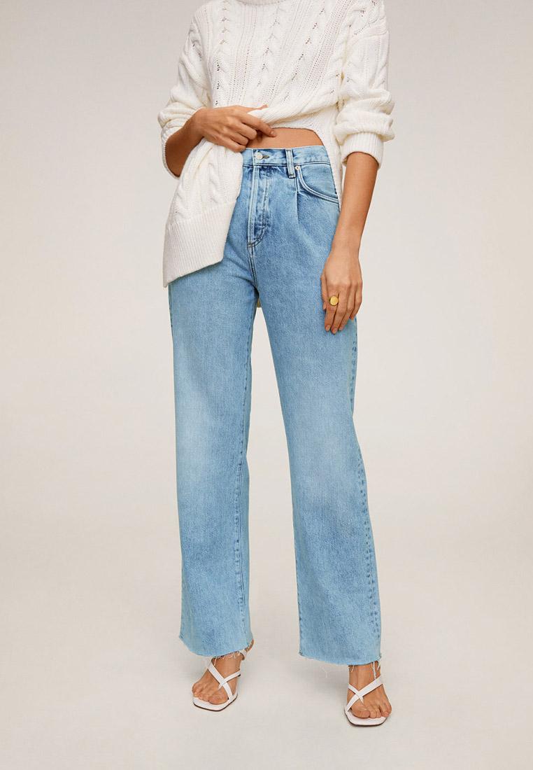 Прямые джинсы Mango (Манго) 67084760