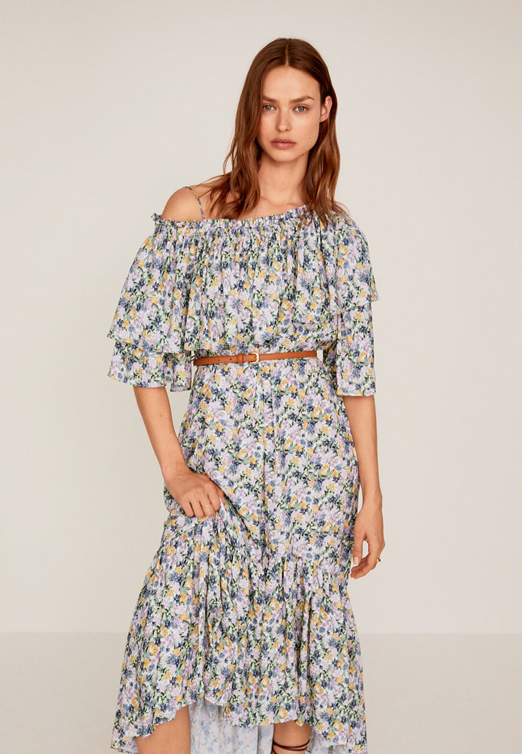 Платье Mango (Манго) 67015721