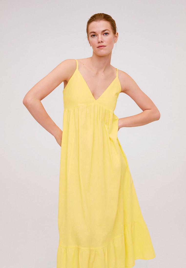 Платье Mango (Манго) 67093652