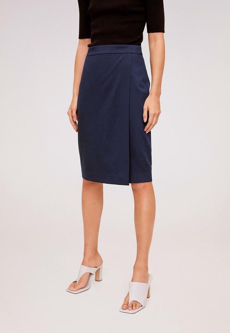 Узкая юбка Mango (Манго) 67074412