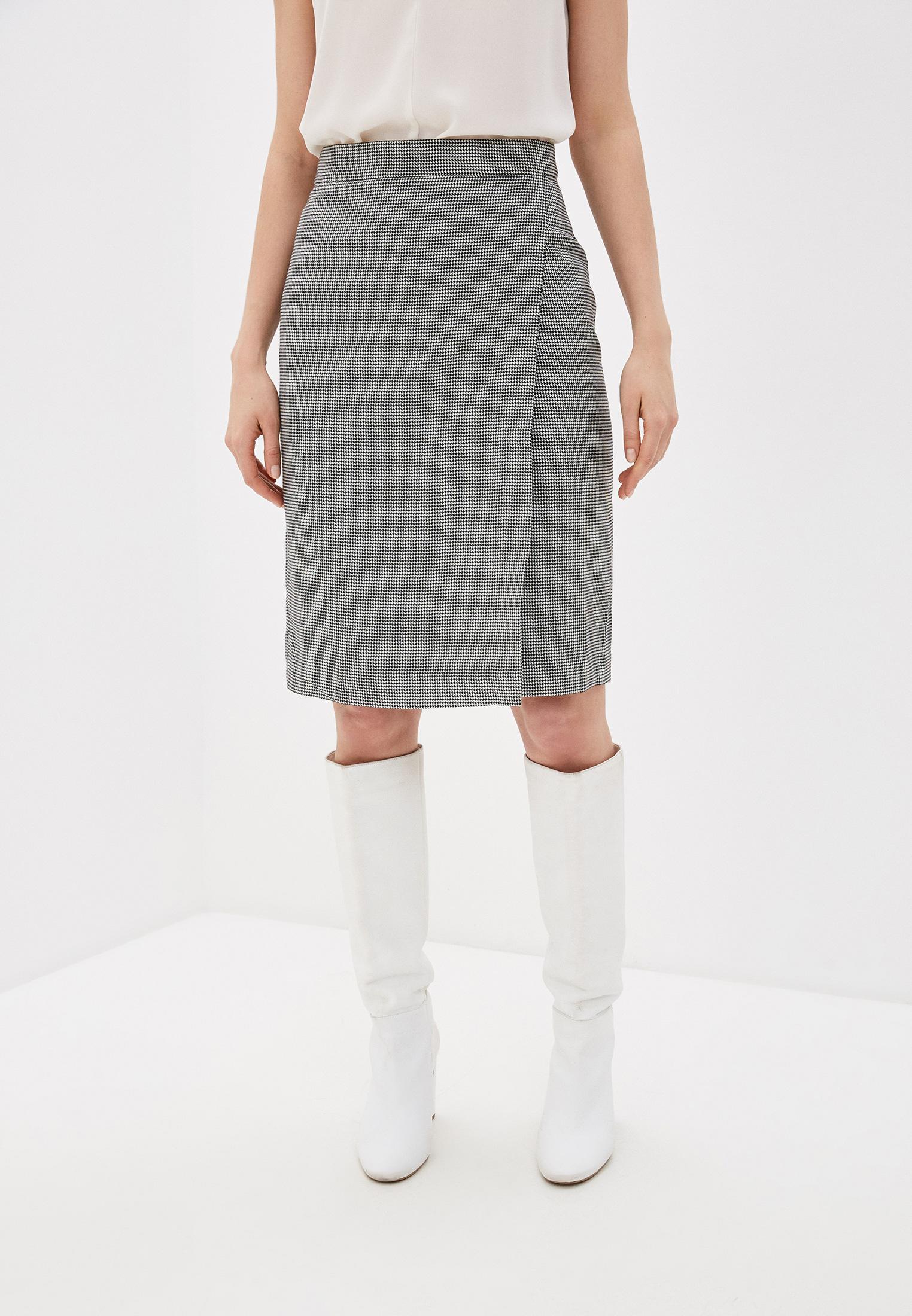 Прямая юбка Mango (Манго) 67053259