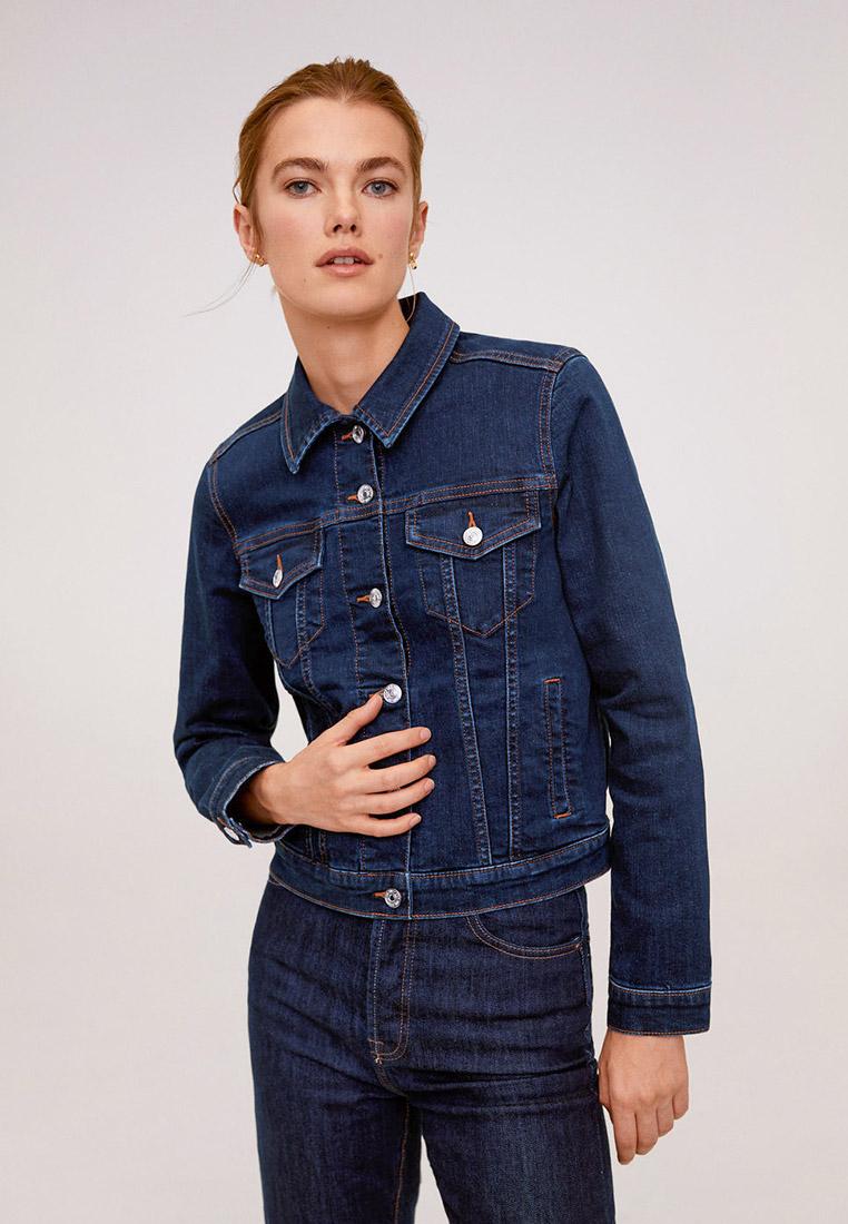 Джинсовая куртка Mango (Манго) 67004754