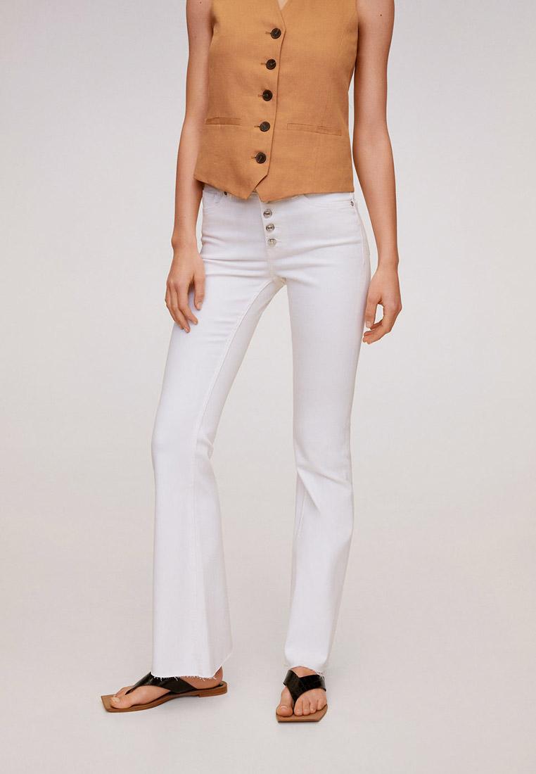 Широкие и расклешенные джинсы Mango (Манго) 67065698